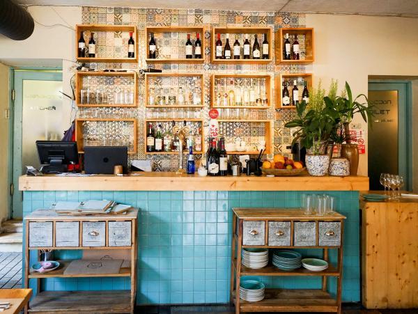 Esthétique moderne et aérée au Culinarium Khasheria © MB/YONDER.fr