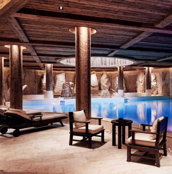 The Alpina Gstaad — Six Senses Spa © The Alpina Gstaad - Michael Sinclair Studio