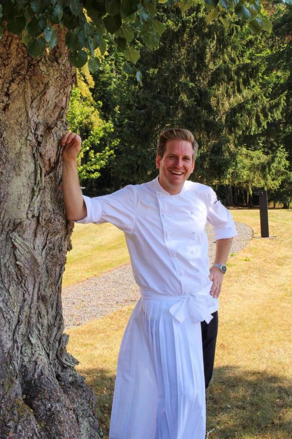 Chef Paul Stradner © Agence Douzal