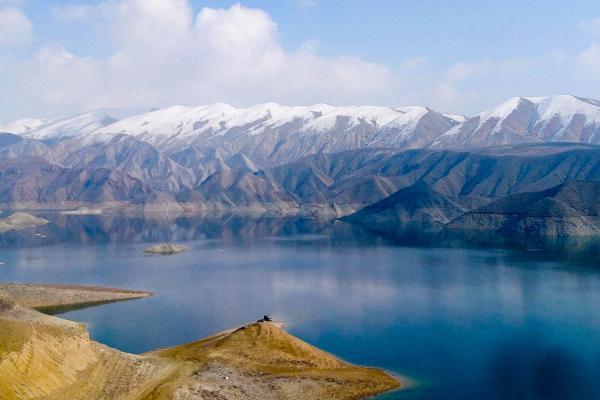 Les lacs d'Arménie. © Suzanne Fischer