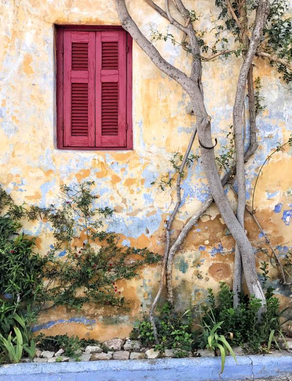 Le quartier d'Anafiótika © YONDER.fr