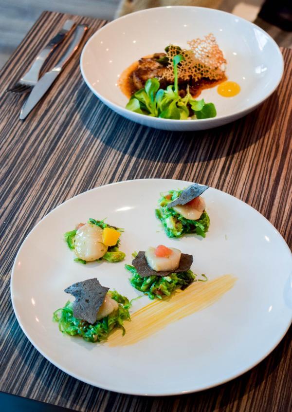 Entrées au Restaurant Racines © YONDER.fr
