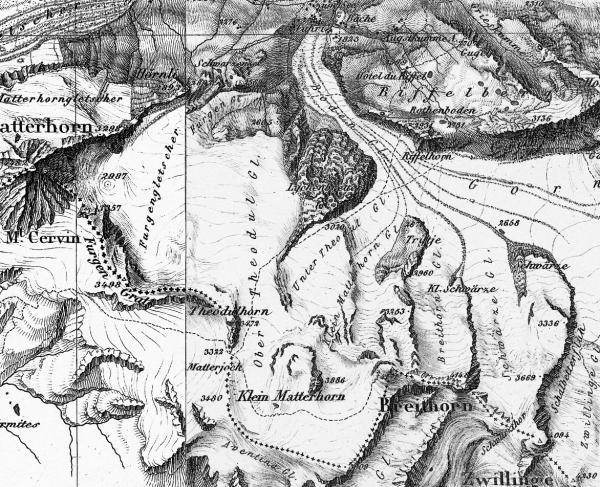 Carte de 1863