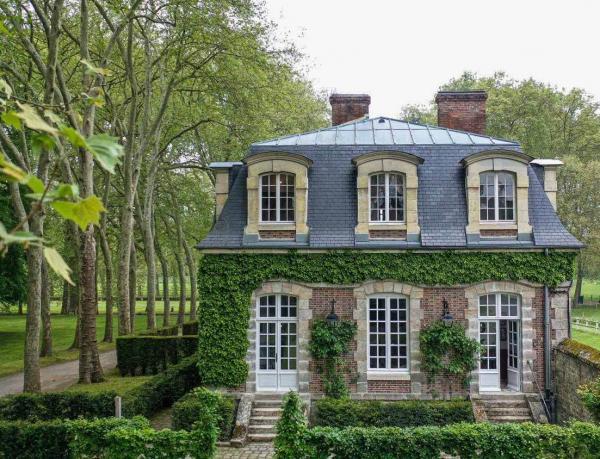 La Régie du Château de Courances © Eric Sander - Pierre d'histoire