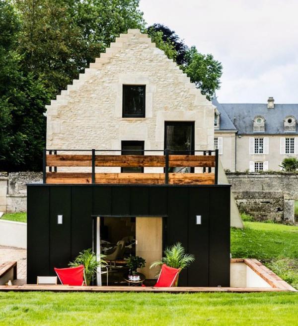 Chez Laurence du Tilly - L'Annexe © DR