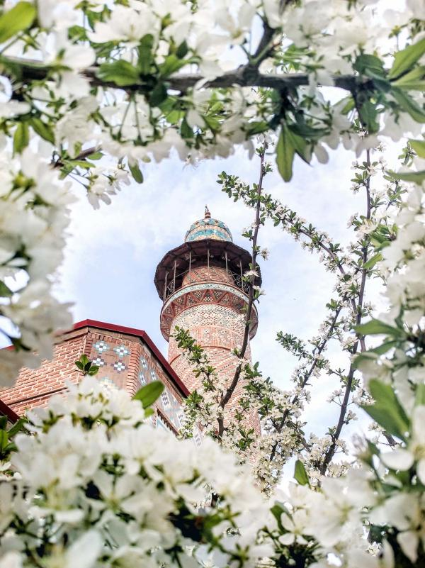 Mosquée bleue, Erevan. © Alexandr Hovhannisyan