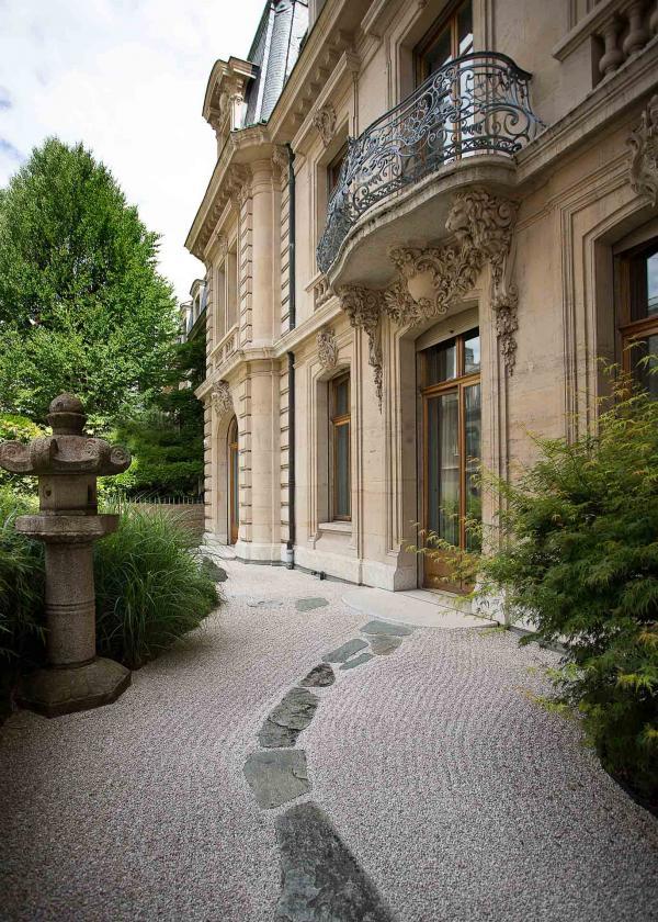Fondation Baur – Musée des arts d'Extrême-Orient © Fondation Baur