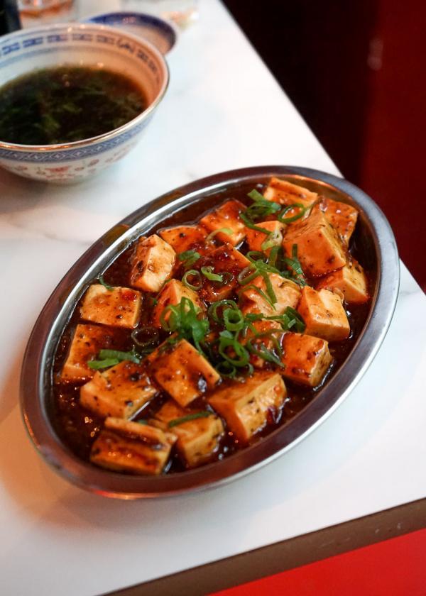 Gros Bao - Mapo Tofu © MB | YONDER.fr