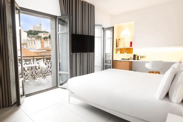 Hôtel C2 Marseille - Chambre © C2 Hotel
