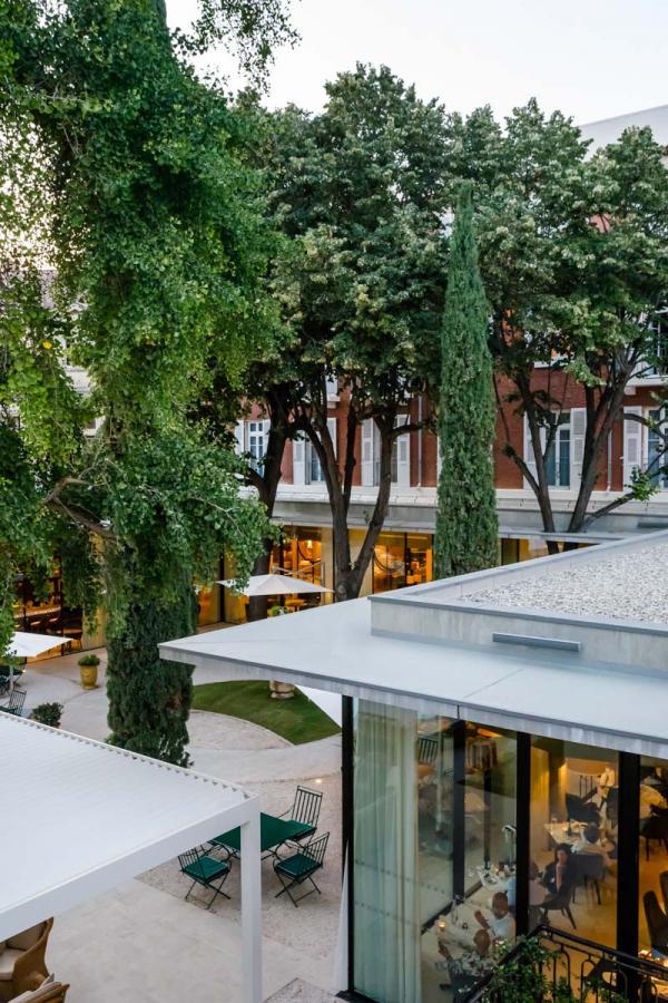 Maison Albar Hotels – L'Imperator - jardins © Marcela Grassi