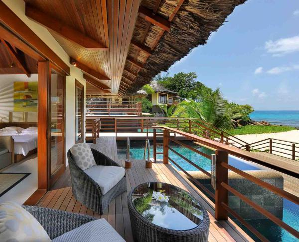 Constance Lemuria Seychelles | Villa Présidentielle © Constance Hotels
