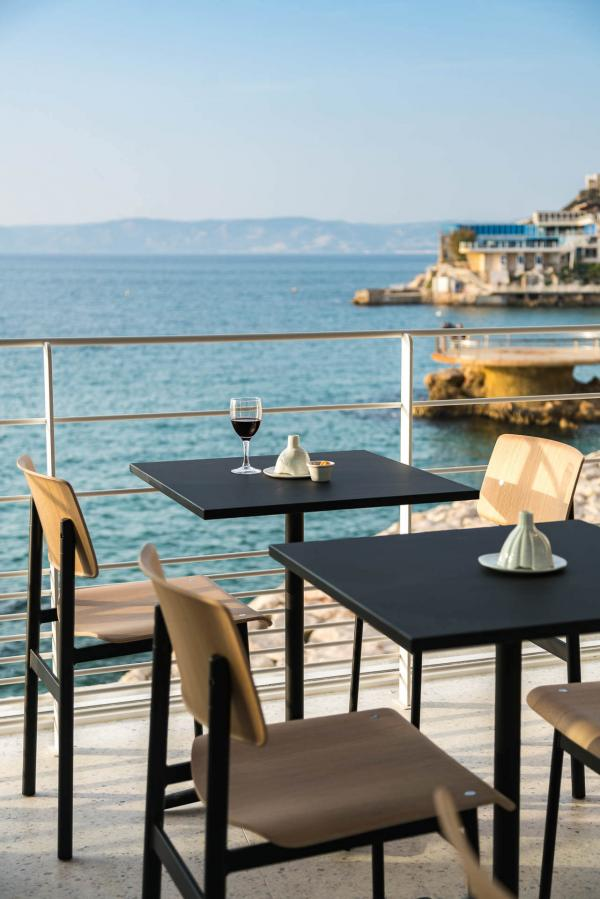 Les Bords de Mer - Restaurant © DR