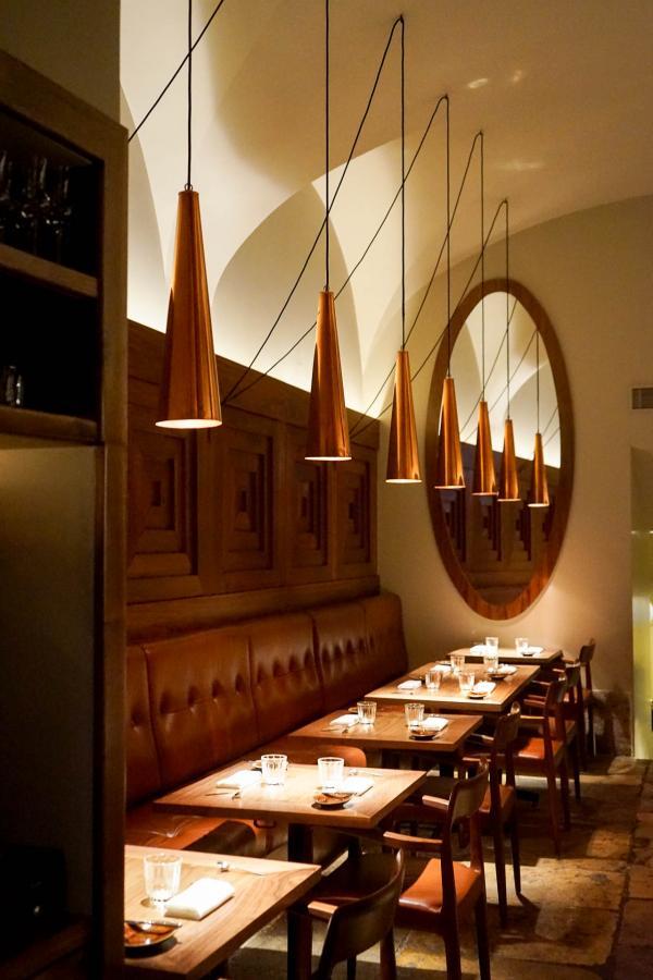Restaurant Alma à Lisbonne. © YONDER