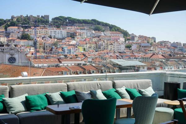 Rossio Gastrobar Lisbonne.