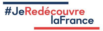 #JeRedécouvrelaFrance – Logo