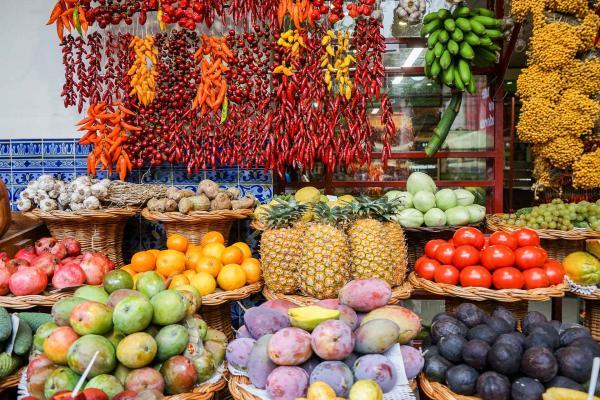 Le marché de Funchal. © YONDER.fr