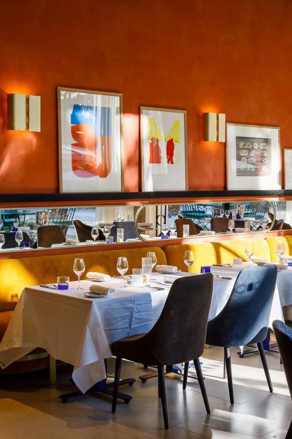 Hôtel Imperator Nîmes - La Brasserie L'Impé par Pierre Gagnaire © Marcella Grassi