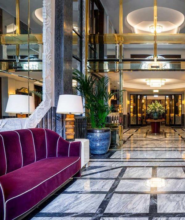 Maison Albar Hotels - Le Monumental Palace — hall © DR