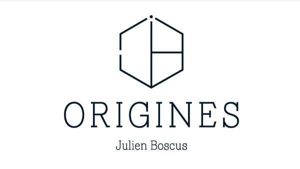 Restaurant Origines par Julien Boscus - Logo © DR