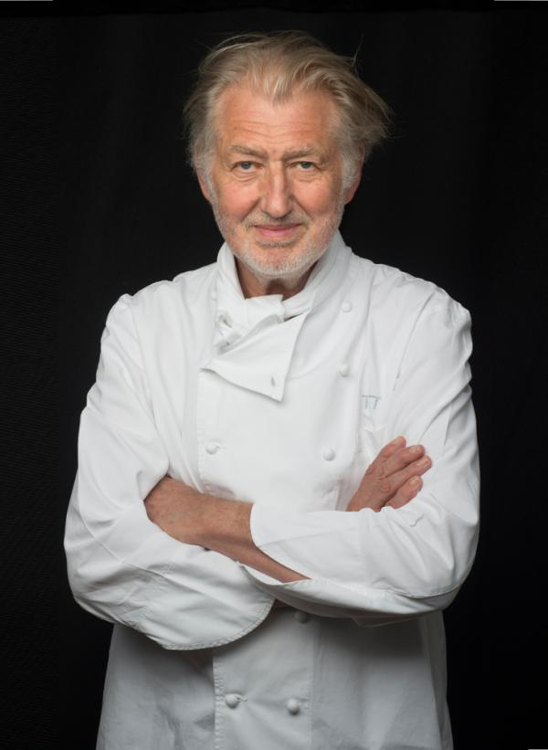 Le chef Pierre Gagnaire © Jacques Gavard