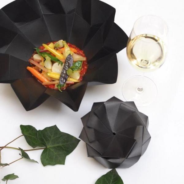 Restaurant L'Arôme (Paris 8e) - Livraison gastronomique à domicile © DR