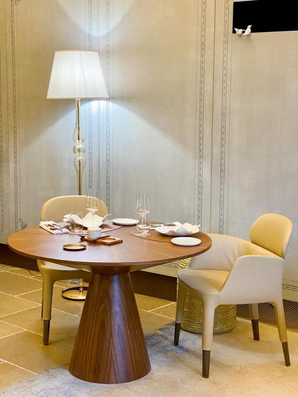 La salle à manger du Jardin des Sens © EL YONDER.fr