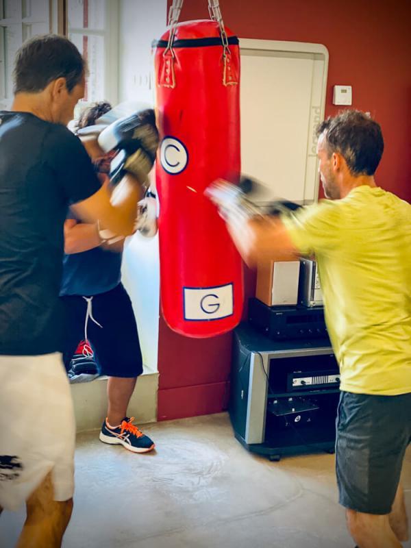 Training en compagnie d'un coach professionnel © EL |YONDER.fr