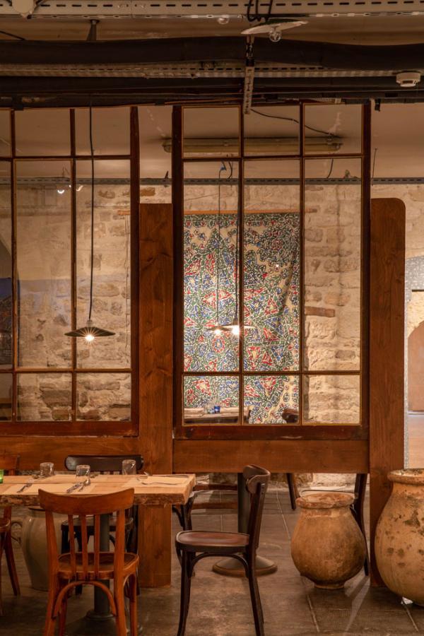 Hôtel La Mirande – Restaurant Le Mirage © Christophe Bielsa