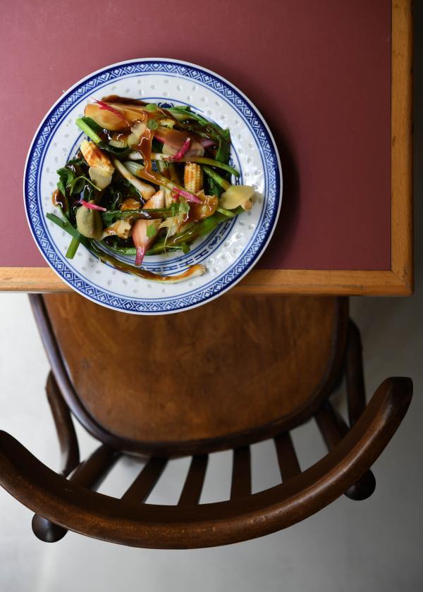 Brigade du Tigre : Légumes aigre-doux © Géraldine Martens
