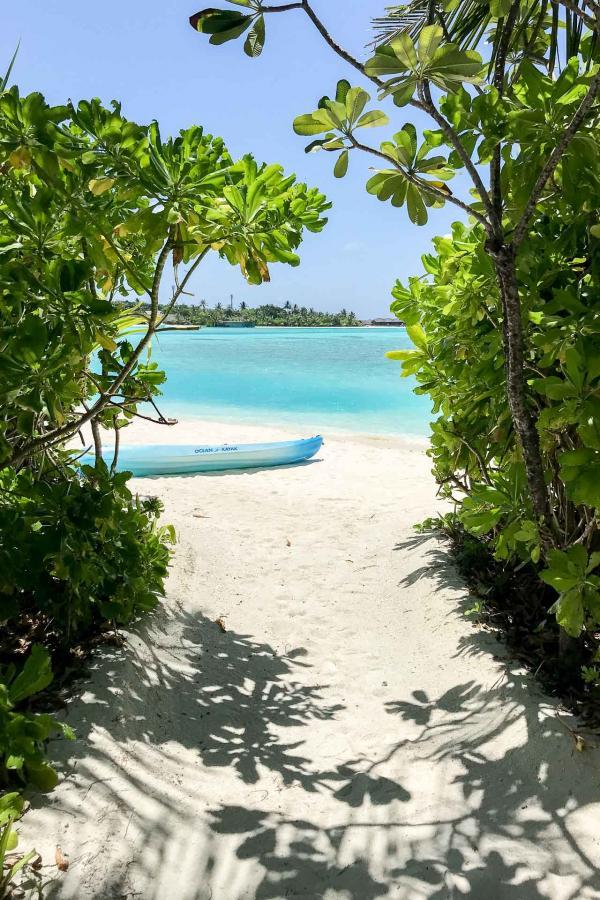 Naladhu Private Island Maldives - La plage © Sandrine Mikowsky