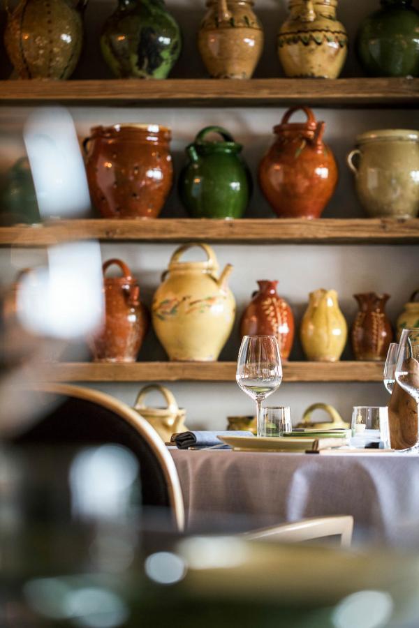 La salle à manger de La Bouitte © Matthieu Cellard