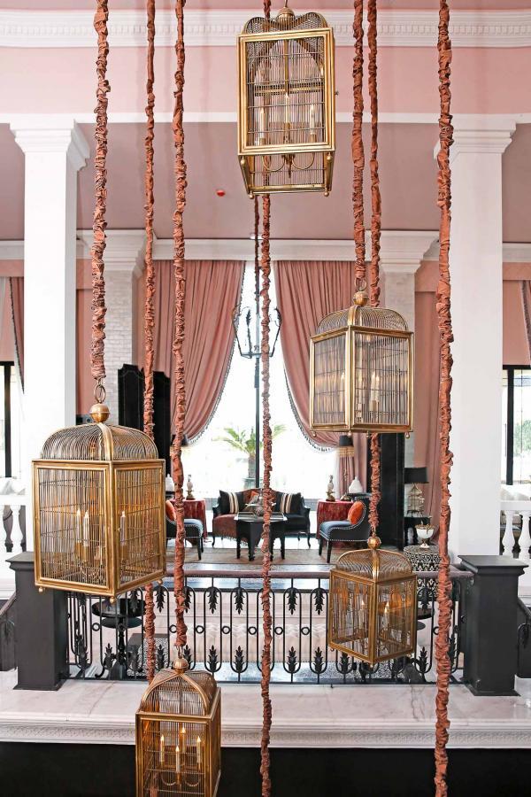 Palais Ronsard à Marrakech - Détails de décoration © Philippe Doignon