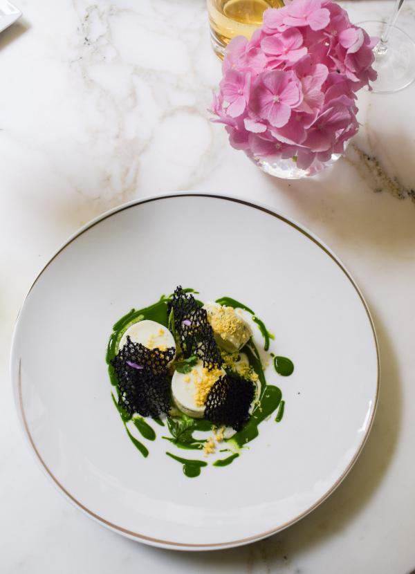 L'œuf façon « Mimosa » © YONDER.fr