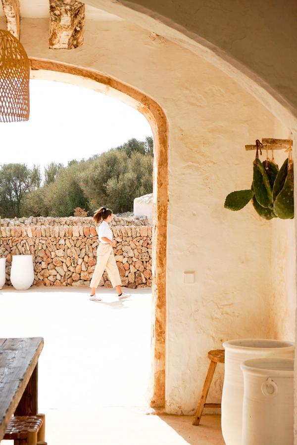 Fontenille Menorca - Torre Vella - Patio © YONDER.fr