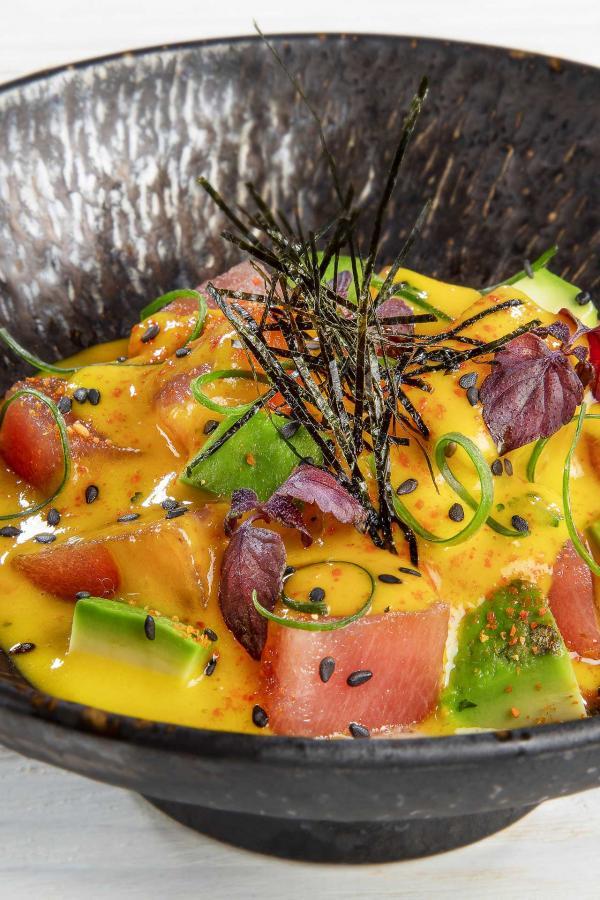 La cuisine péruvienne de Gastón Acurio au restaurant Yakumanka (Mandarin Oriental Genève) © DR