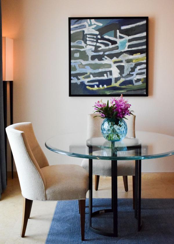 Détails de décoration dans une Executive Suite © YONDER.fr