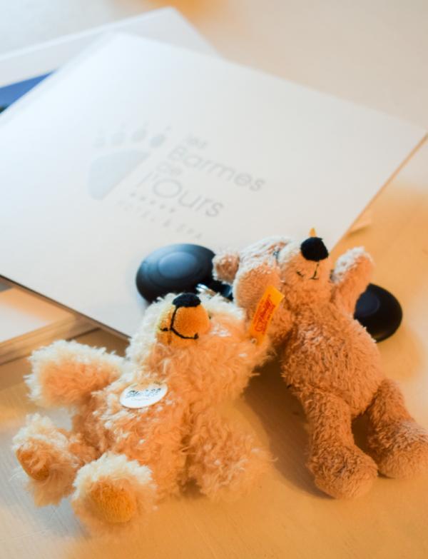 Des oursons en guise de porte-clés : so cute! © YONDER.fr
