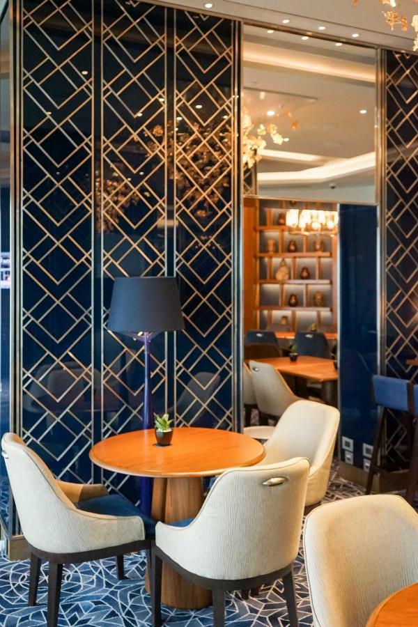 Shangri La Ero's New Delhi - Lounge Horizon Club © YONDER.fr