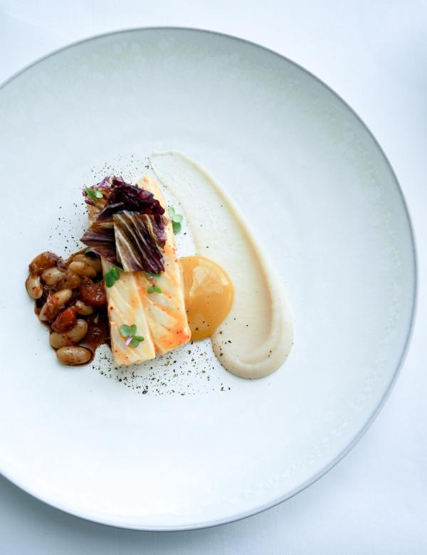 Déjeuner à IDAM, le restaurant d'Alain Ducasse au Musée d'Art Islamique de Doha © YONDER.fr