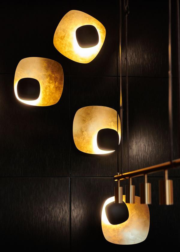 La réception de l'InterContinental Lyon Hôtel-Dieu © Eric Cuvillier