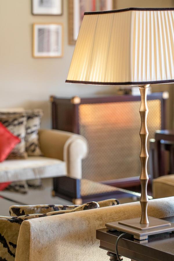 Détail de décoration dans la Suite Présidentielle © G. Gardette