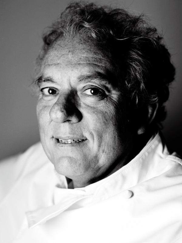 Portrait de Michel Rostang © Maison Rostang