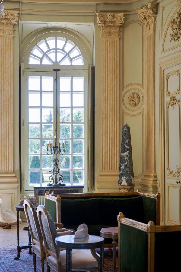 À l'intérieur des salons du château © YONDER.fr