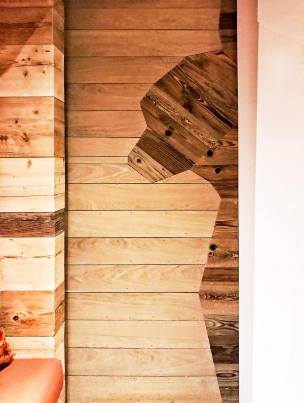 Les clins d'œil à la thématique de l'ours sont omniprésents © YONDER.fr