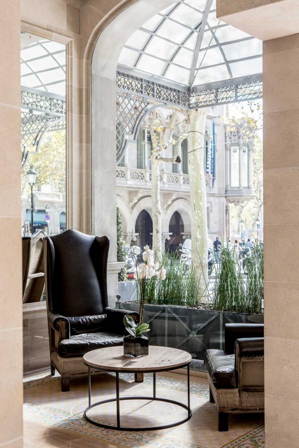 Majestic Hotel & Spa Barcelona - Lobby © DR