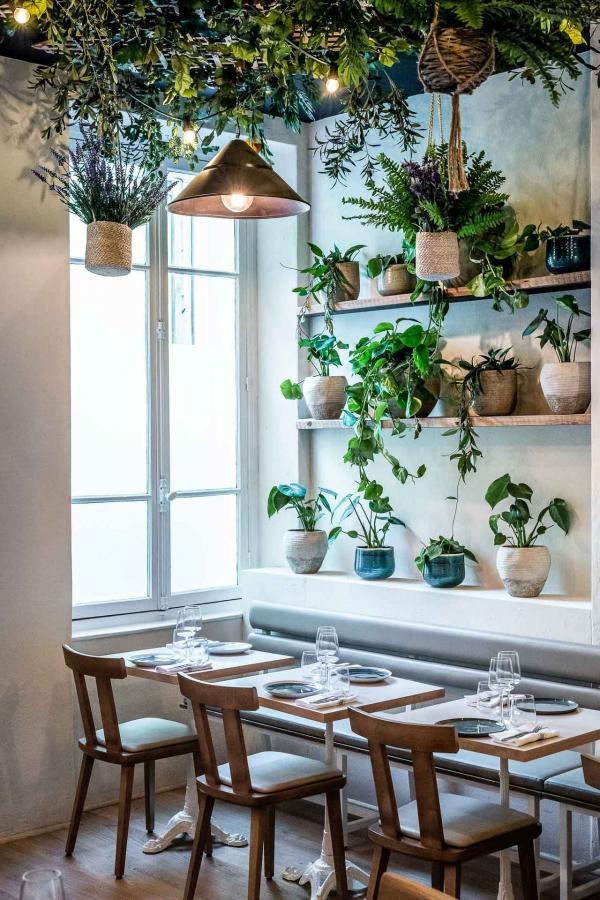 Marso & co - Intérieurs du restaurant © Caspar Miskin