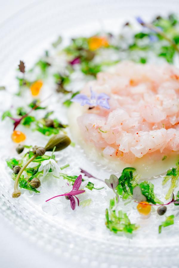 ÔMER est le nouveau restaurant dédié à toutes les Méditerranées par Alain Ducasse © SBM