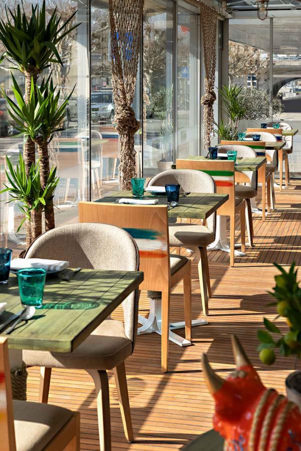 Le restaurant Yakumanka au Mandarin Oriental Genève © DR