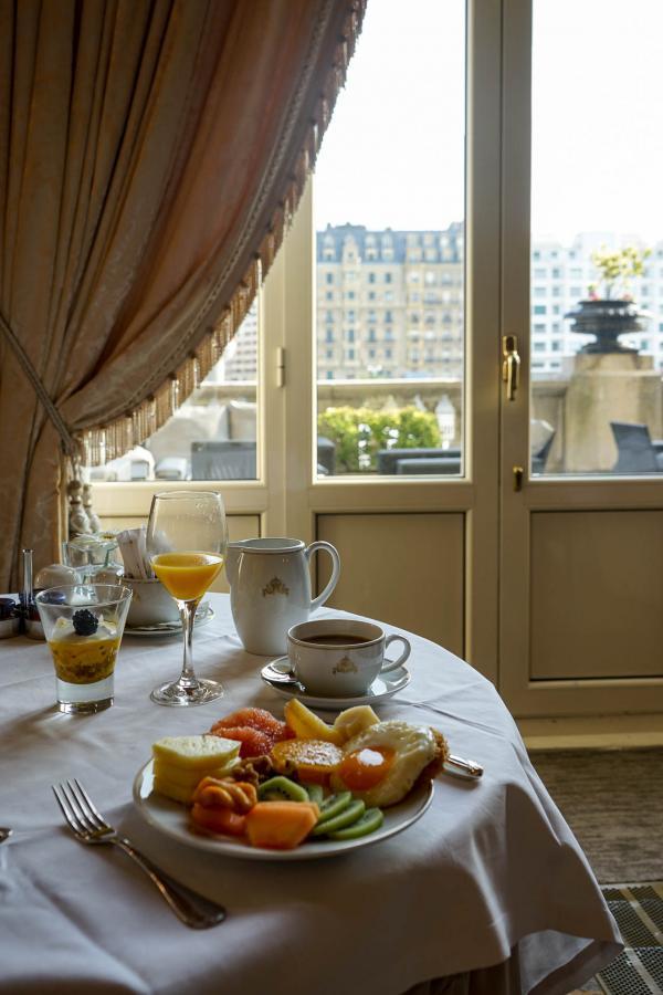 Petit-déjeuner © YONDER.fr
