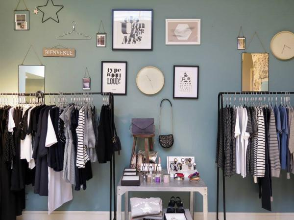 Le concept store Numero 13 à Neve Tzedek © DR